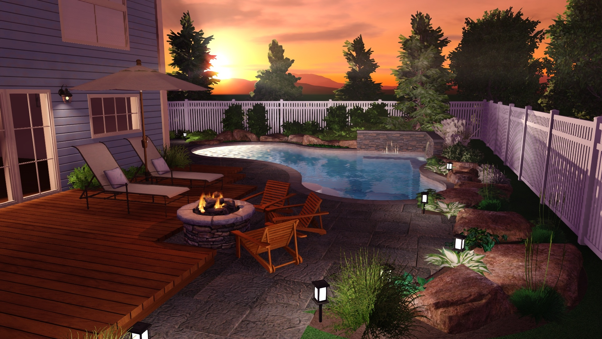 Download 20 Free Swimming Pool Templates